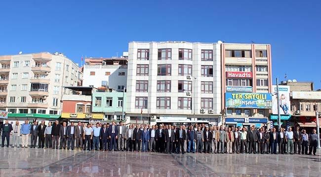 Kilis'te Muhtarlar Günü Kutlandı