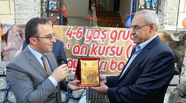 M. Remzi Summak Kur'an Kursu Açıldı