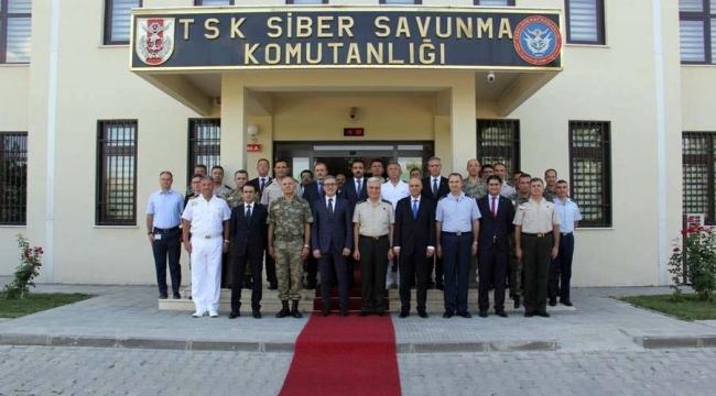 TSK'dan Siber Savunma Projesi