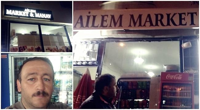 Ailem Market-Manav Eskişehir'de hizmete girdi