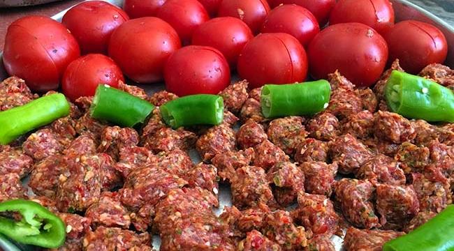 Kilis'in Ezmeli Kebabı