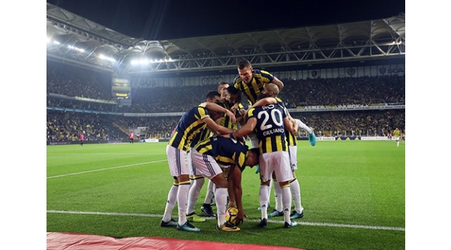 Fenerbahçe 4-2 Kasımpaşa