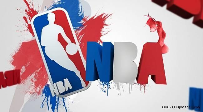NBA'e 10 maçla devam edildi
