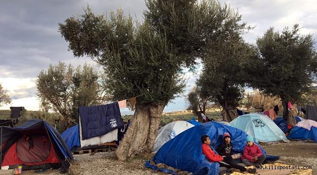Yunan Adalarında İnsani Kriz Kapıda