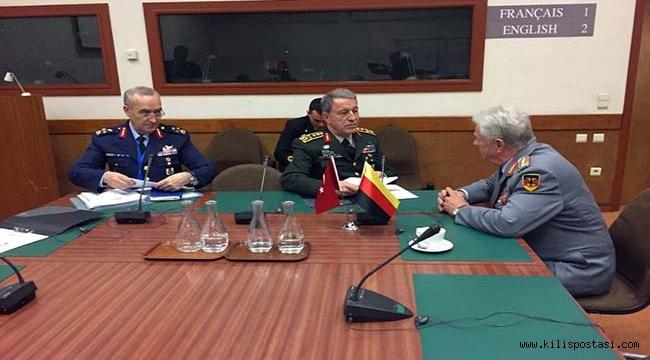 Orgeneral Akar NATO Askeri Komite Toplantısında