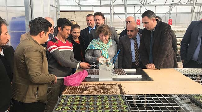 UNDP GAP VE İKA'dan Kilis'e Ziyaret
