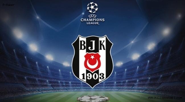 Beşiktaş Bayern Munih karşısında tutunamadı