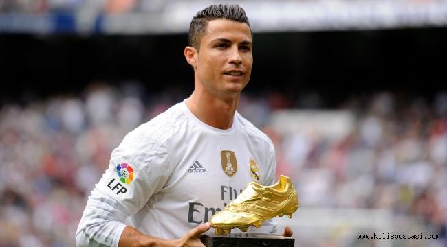 Cristiano Ronaldo Juventus'da