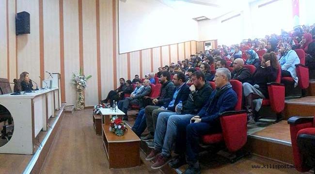 Üniversitede İstiklâl Marşı ve Mehmet Akif Ersoy'u Anma Programı