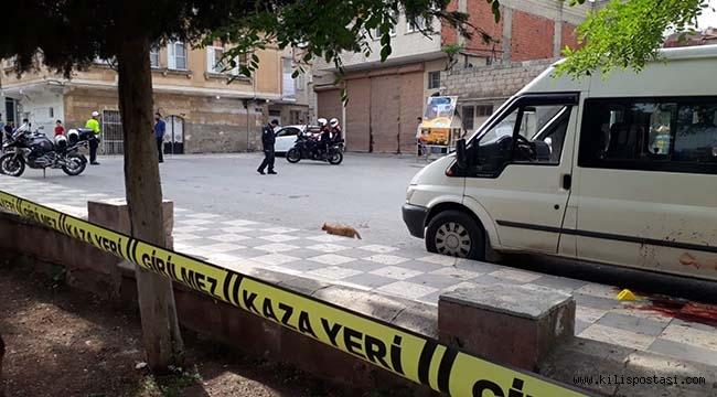 Kilis'te Kavga Kanlı Bitti