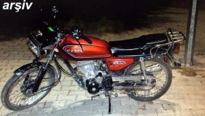 Kilis'te Çalınan Motosiklet Gaziantep'te Bulundu