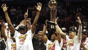 Toronto Raptors Şampiyon