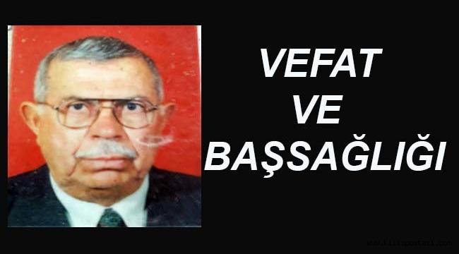 Mahsereci Mehmet Erk Vefat Etti