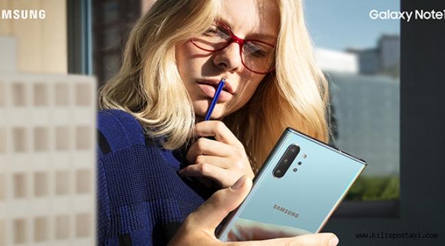 Galaxy Note10 Kamera Özellikleri