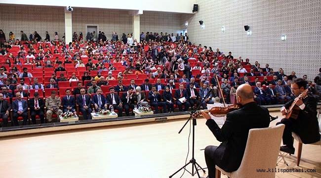 Kilis'te Muhacir Edebiyat Sempozyumu