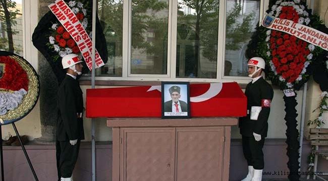Kore Gazisi İbrahim Çakmak Kilis'te Defnedildi