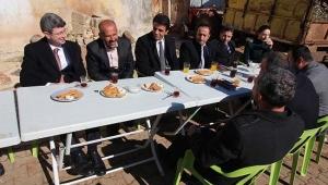 Kaymakam Mahmut Şener Vatandaşlarla Buluştu
