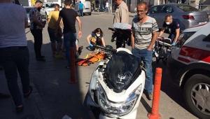 Kilis'te Trafik Kazası!