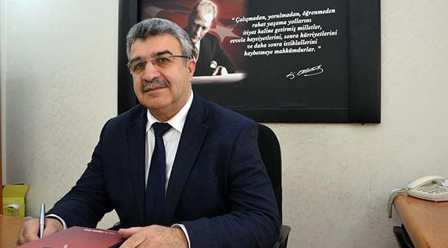 BTP Kilis İl Başkanı Özkar'ın Bayram Mesajı