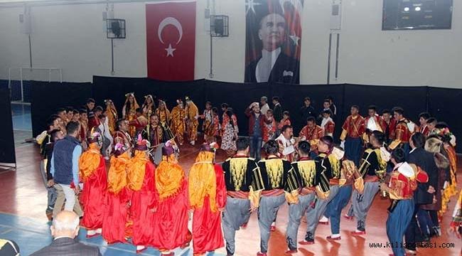Kilis'te Oynanan Halk Oyunları