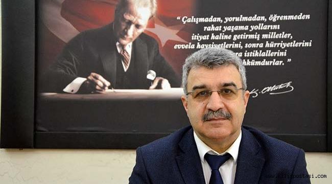 BTP İl Başkanı Özkar'ın 10 Kasım Mesajı