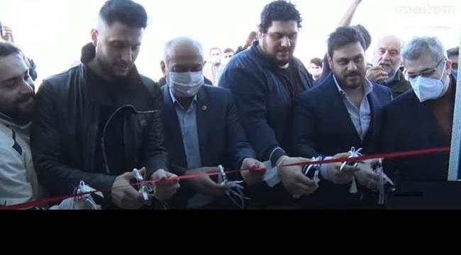 Kibarköy Et Entegre Tesisi Törenle Açıldı