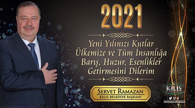 Başkan Ramazan'ın Yeni Yıl Mesajı