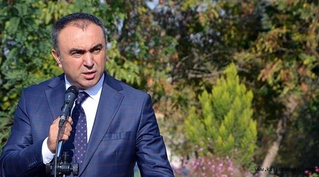 Vali Recep Soytürk'ün Yeni Yıl Kutlama Mesajı