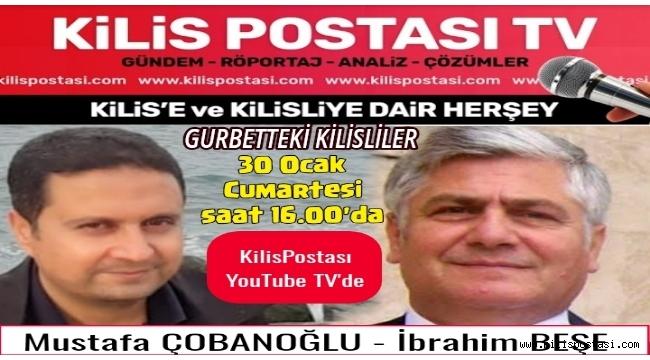 Araştırmacı Yazar İbrahim Beşe KilisPostası YouTube TV'ye Konuk Oluyor