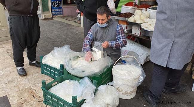 Kilis'te Peynir Sezonu Açıldı
