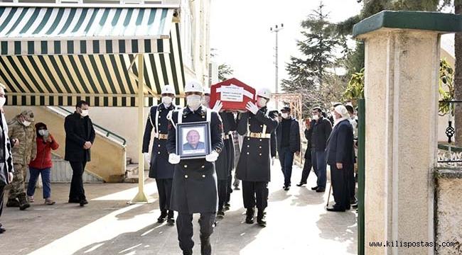 Kilisli Gazi Törenle Toprağa Verildi