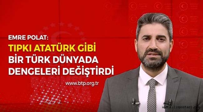 Bir Türk Dünyada Dengeleri Değiştirdi