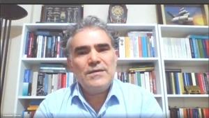 """Hukukun Mahfuz Alanı İsrail'in İşgal Politikası"" Konferansı"