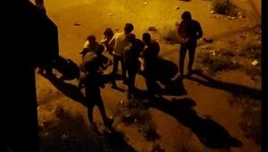 Kilis'te Çocuklar Yasağa Uymuyor