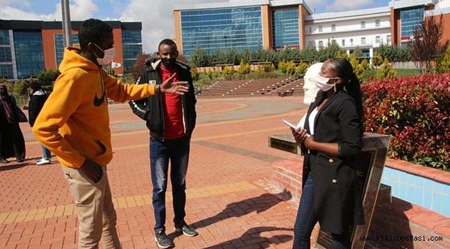 Uluslararası Öğrencilerin Etkinlikleri Devam Ediyor