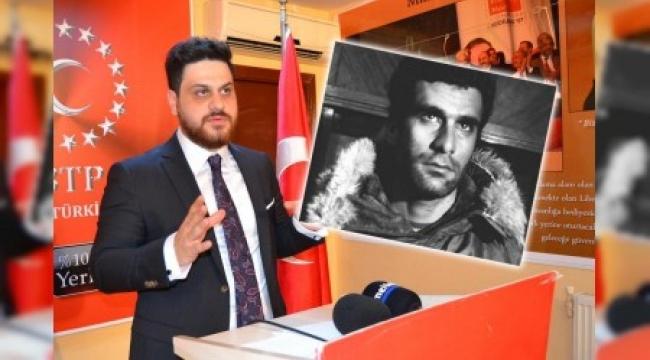 BTP Lideri Hüseyin Baş Deniz Gezmiş'i Unutmadı
