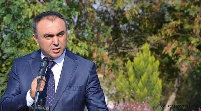 Vali Soytürk'ün Ramazan Bayramı Mesajı