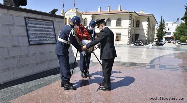 Jandarma Teşkilatının Kuruluş Yıldönümü Kutlandı