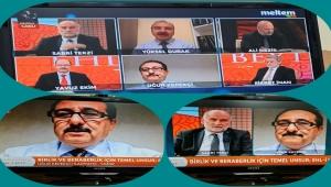 Kilis Postası Meltem TV'de Konuşuldu