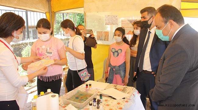 Kilis'te Bilim Şenliği Açıldı