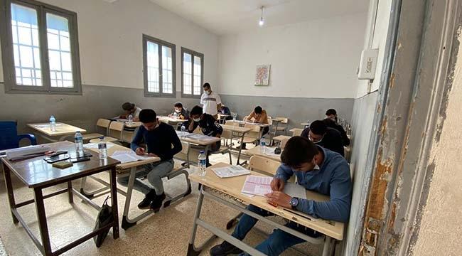 Kilis'te Yabancı Uyruklu Öğrenci Sınavı (YÖS) Gerçekleştirildi