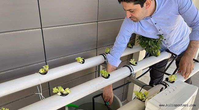 """""""Topraksız Tarımda Sera ve Bitki Otomasyonu"""" Projesi Tamamlandı"""