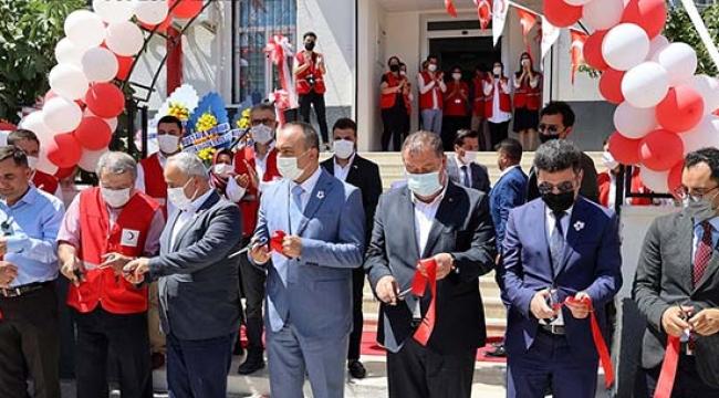 Türk Kızılay Toplum Merkezi'nin Açılışı Yapıldı