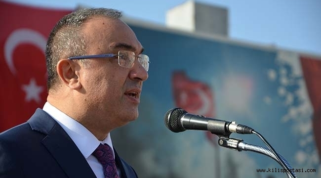 Vali Soytürk'ün Kilis İl Oluşunun 26. Yıldönümü Mesajı