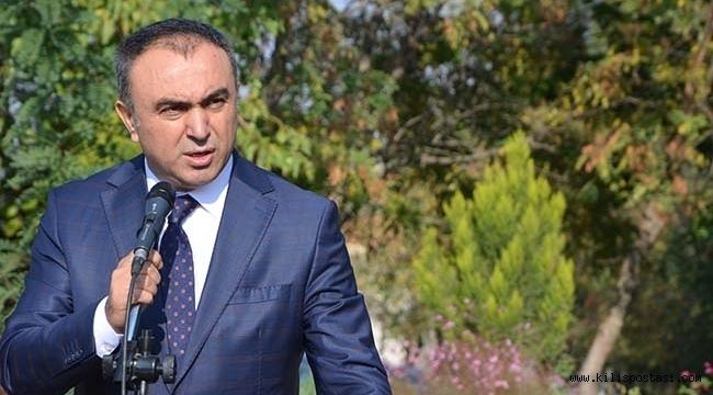 Vali Soytürk'ün Kutlama Mesajı