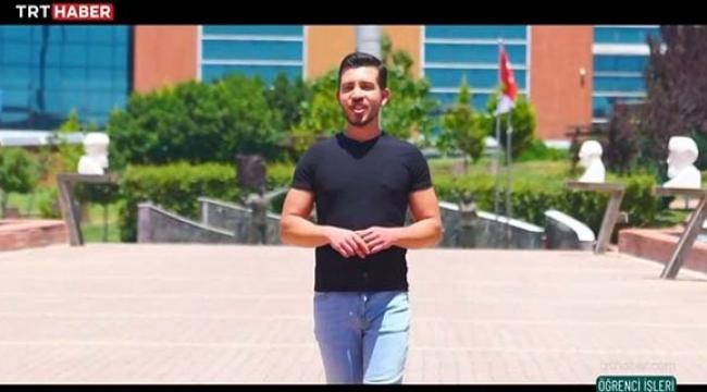 7 Aralık Üniversitesi, TRT Haberde!