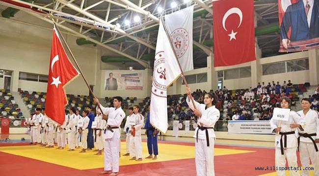 İller Arası Yıldızlar Judo Turnuvası Kilis'te!