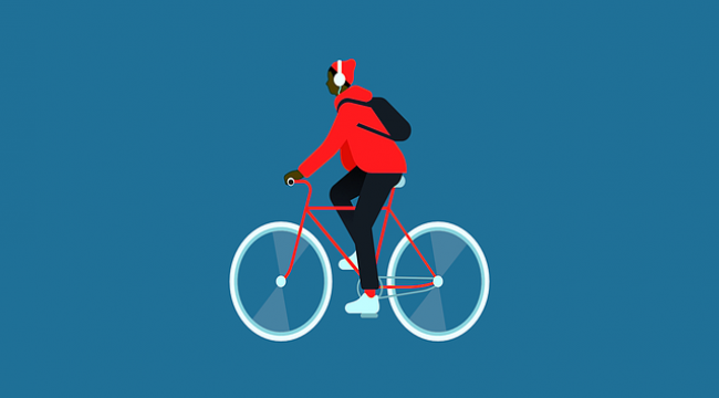 Kilis'te Aşı Olana Çekilişle Hediye Bisiklet!