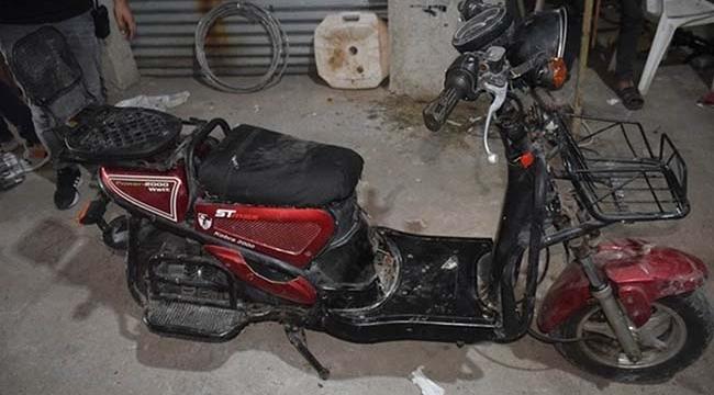 Kilis'te Motosiklet Hırsızlarına Operasyon