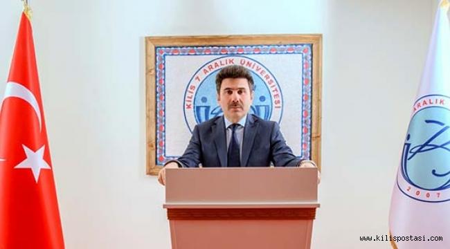 Rektör Karacoşkun'un 15 Temmuz Mesajı